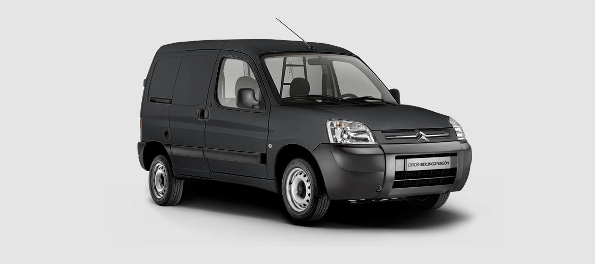 CITROËN BERLINGO FURGÓN